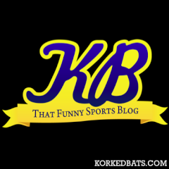 Kyle writes & tweets for Korked Bats, the satirical sports website. Sports jokes!