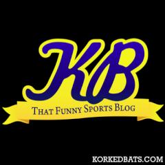 Kyle writes & tweets for Korked Bats, the satirical sports website. Sports jokes!