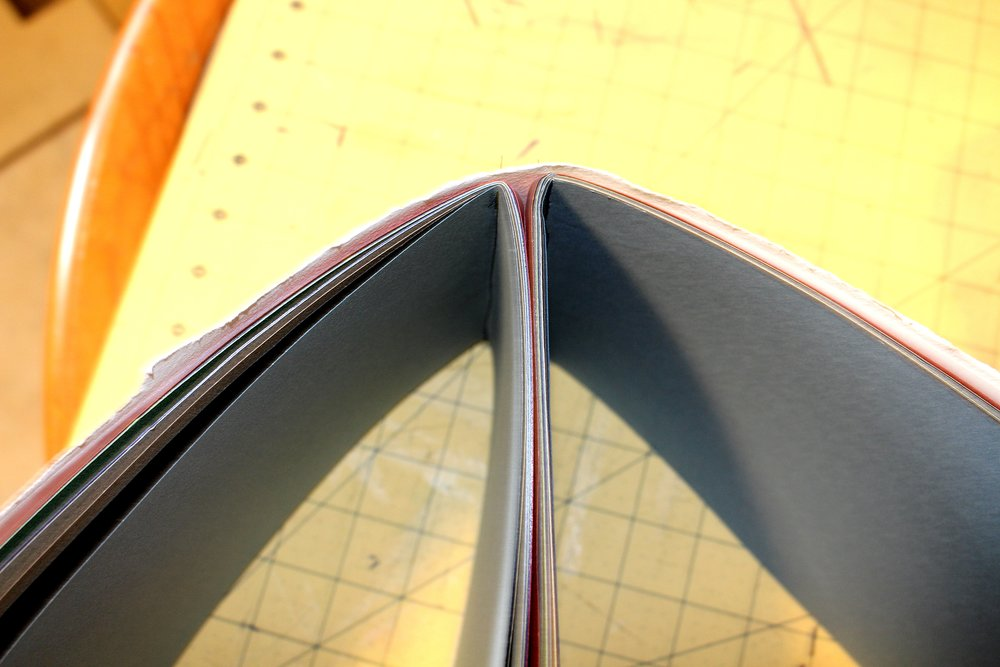easy book binding instructions