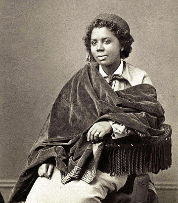 edmonia lewis the female african american sculptor