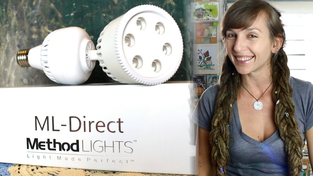 art studio lighting review