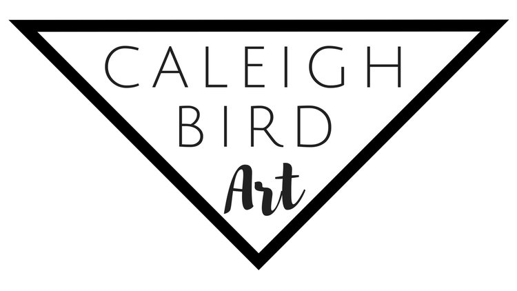 Caleigh Bird Art