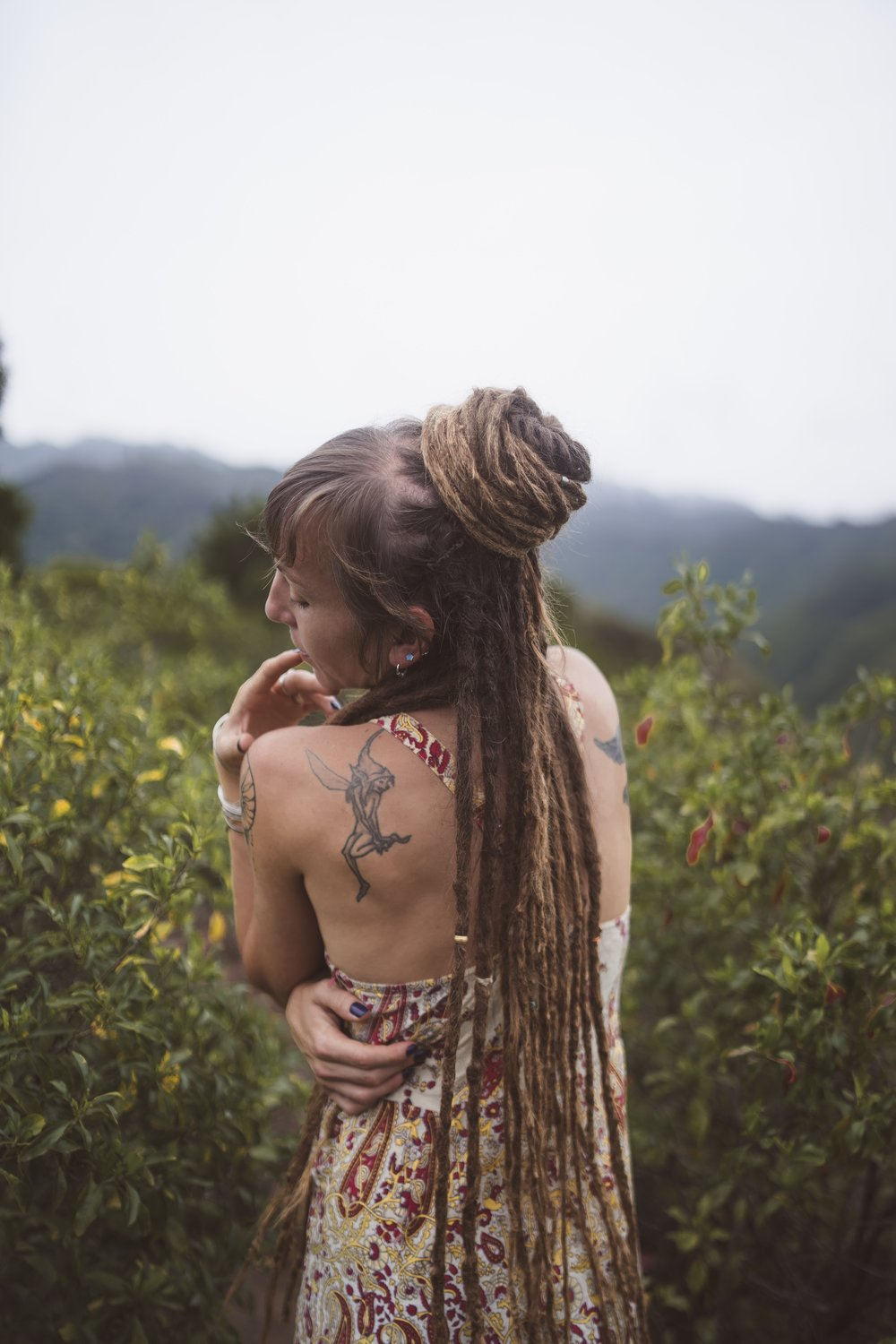 dreadlock muse