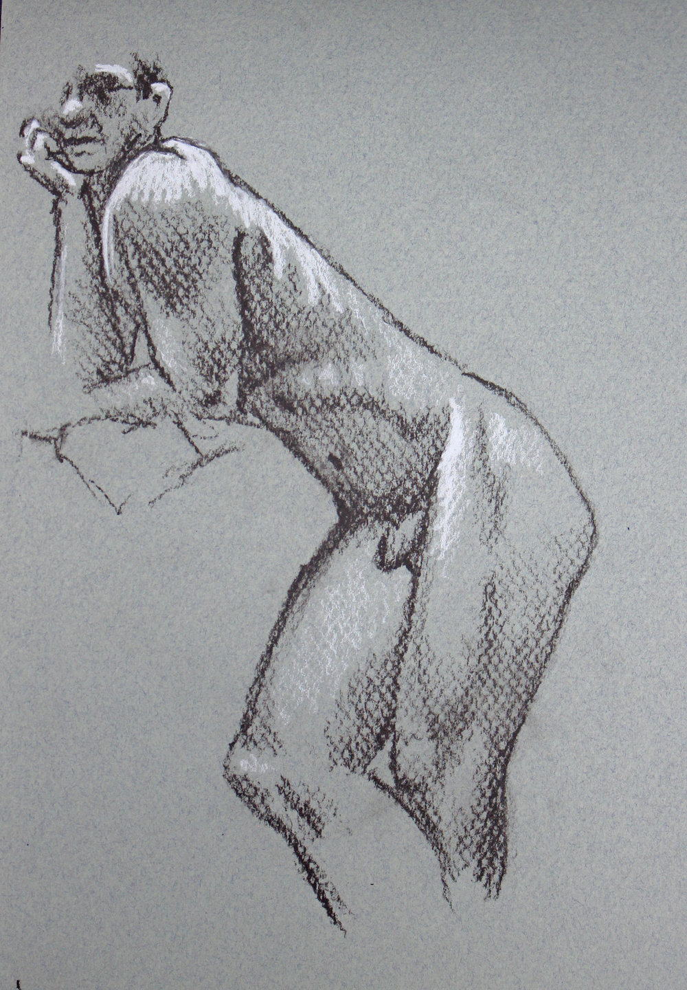 nude drawing carbothello