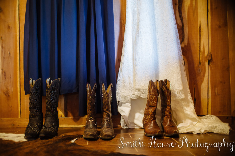 Rustic Texas Wedding