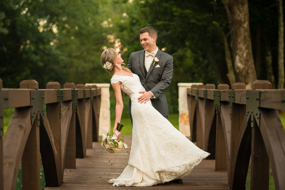 Plan Our Day Houston Wedding Planners | Pecan Springs Brookshire, TX | Classic Elegant Southern Wedding