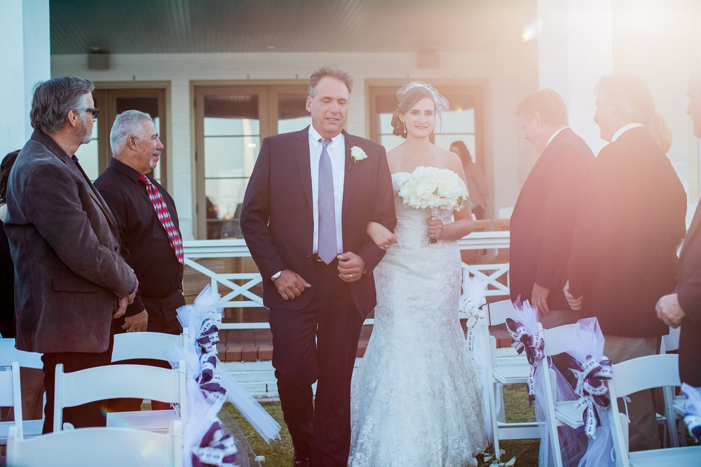 Plan Our Day Houston | Houston Wedding Coordinators | Kemah, TX Wedding at Texas Corinithian Yacht Club