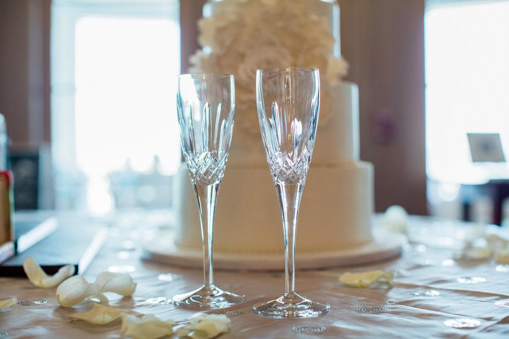Plan Our Day Houston | Wedding Coordinators | Kemah, TX Wedding at Texas Corinithian Yacht Club Cakes by Gina