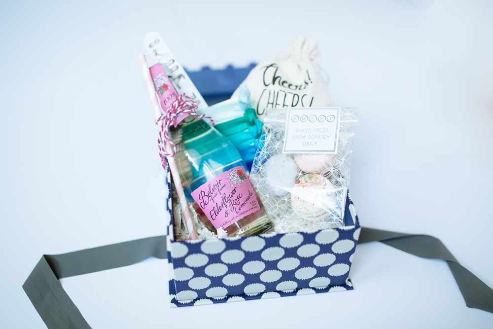 diy bridesmaids gift made by wedding planner with Plan Our Day Houston | Houston Wedding Coordinators | DIY Wedding Ideas for the Non DIY-er