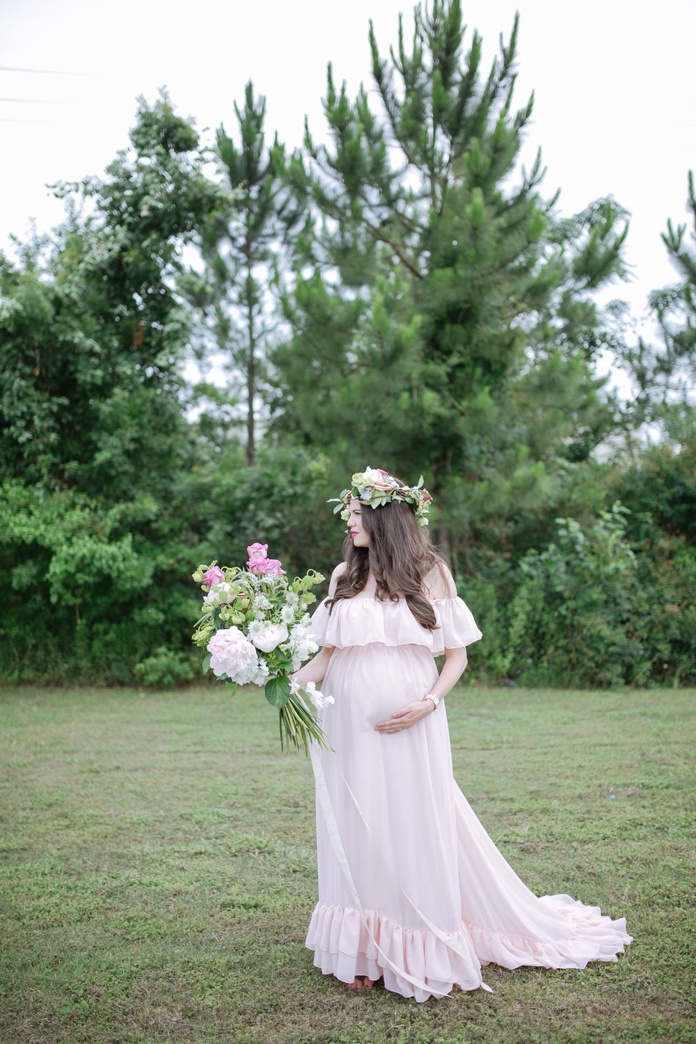 Houston Outdoor Baby Shower | Houston Event Planners | Baby Shower Ideas | It's a Girl!