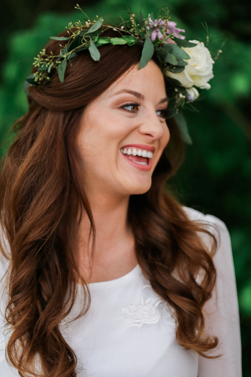 Bridal Shower Inspiration | Flower Crowns and Cocktails | Lavender and Lemon