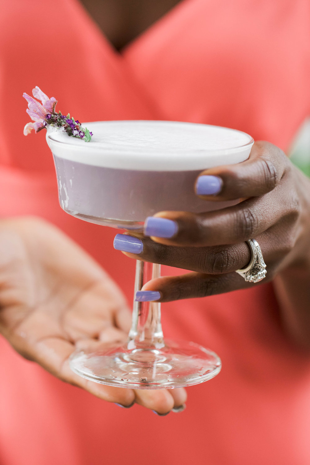 Bridal Shower Cocktail Ideas | Lavender and Lemon