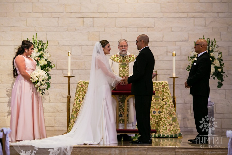 Catholic Wedding Ceremony in Houston | Houston Wedding Planners