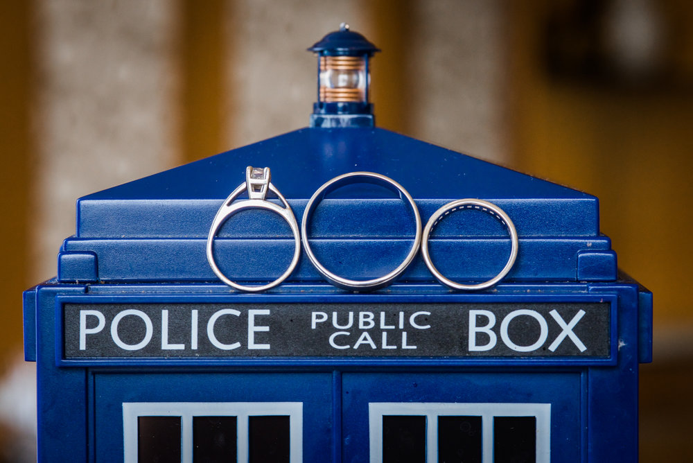 Dr. Who Wedding | Fandom Wedding | Wedding Planners in Houston