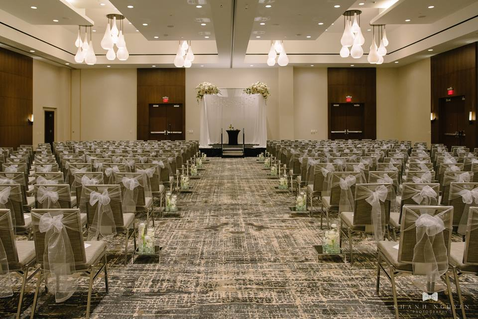 Hyatt Regency Galleria | Houston Modern Wedding and Event Venues