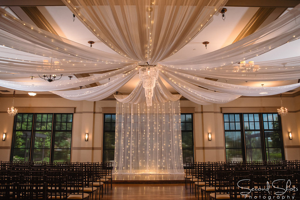 Ceremony Decor | Noah's Event Venue | Wedding Planner in Houston