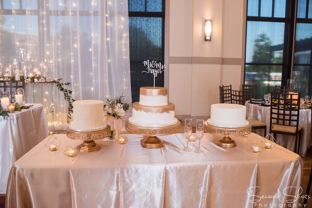 Cake Table|Noah's Event Venue|Wedding Planners in Houston