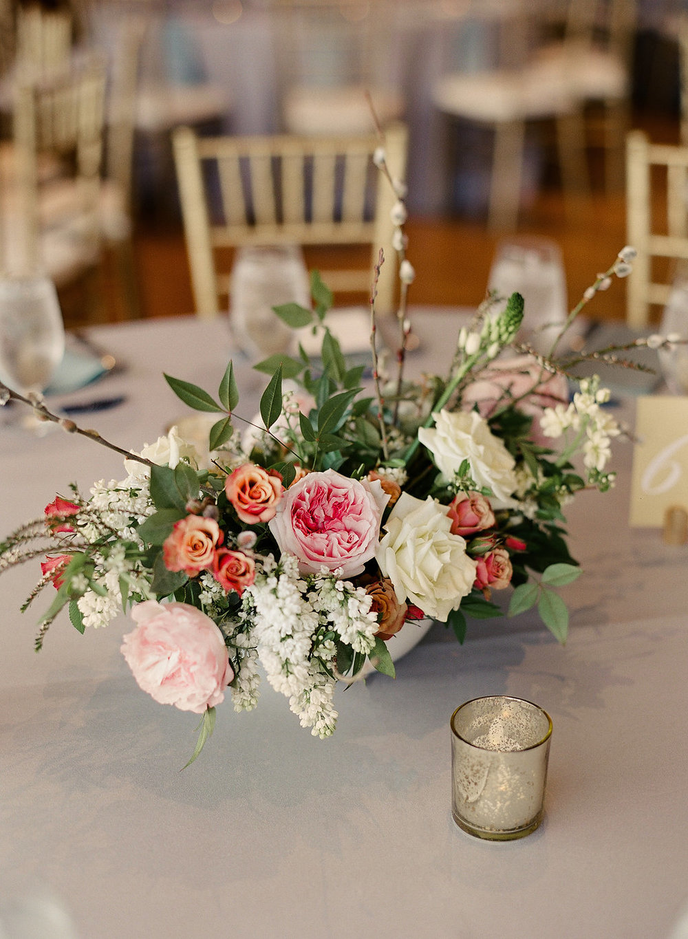 Centerpieces by Mi Bella Rosa | Houston