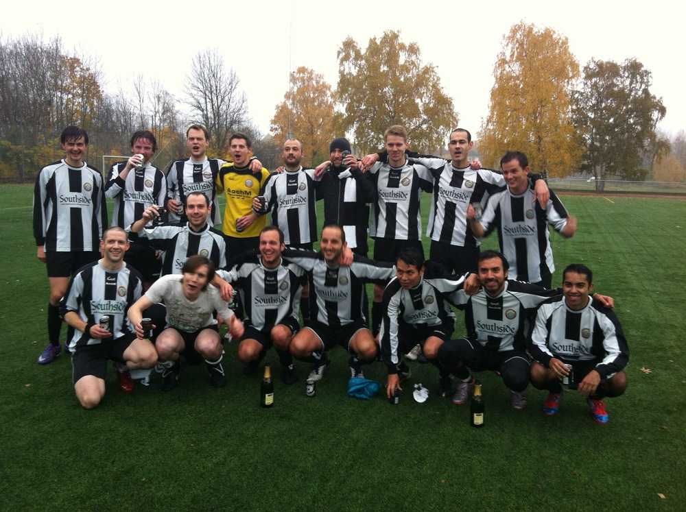 Season 2012 Champions