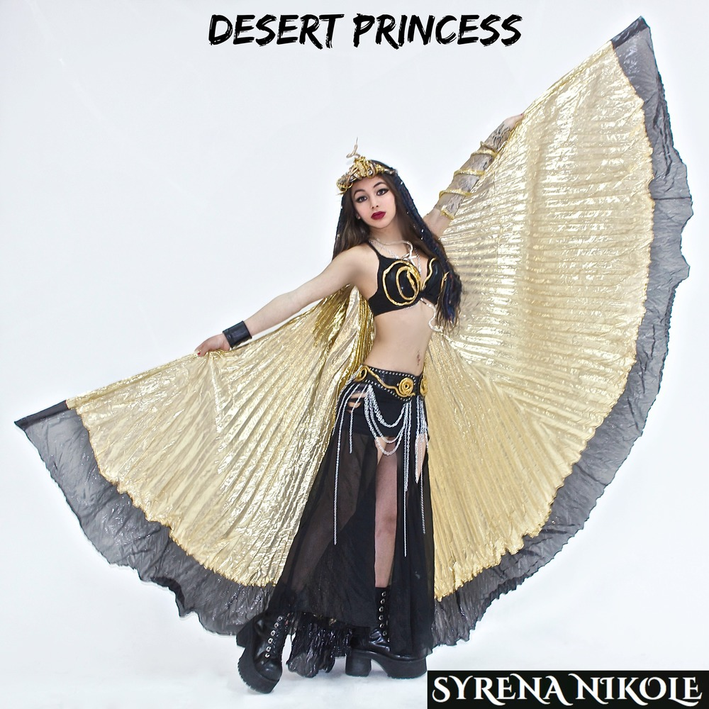 Syrena Desert Princess mp3.jpg