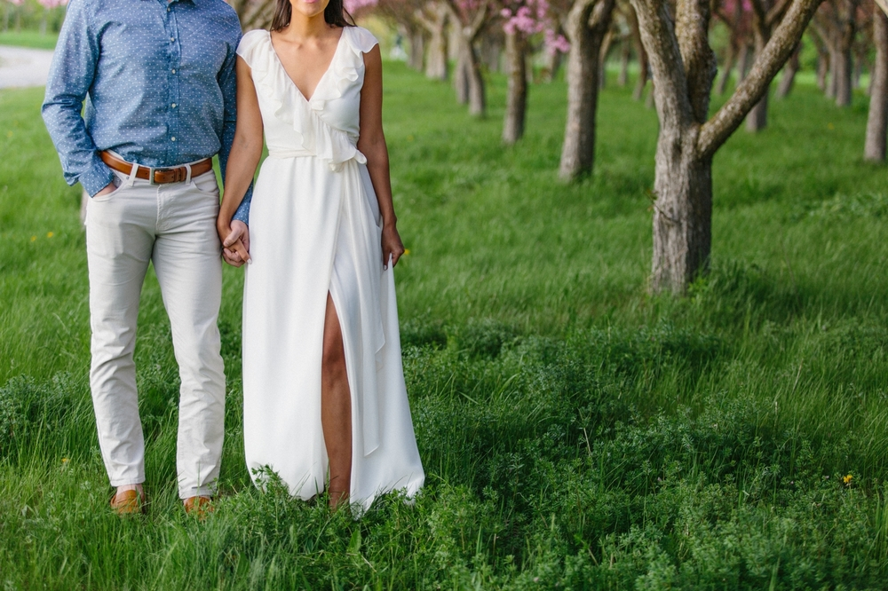 Ottawa Engagement Session Apple Blossoms 8.jpg