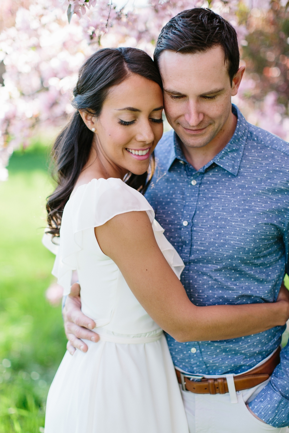 Ottawa Engagement Session Apple Blossoms 13.jpg