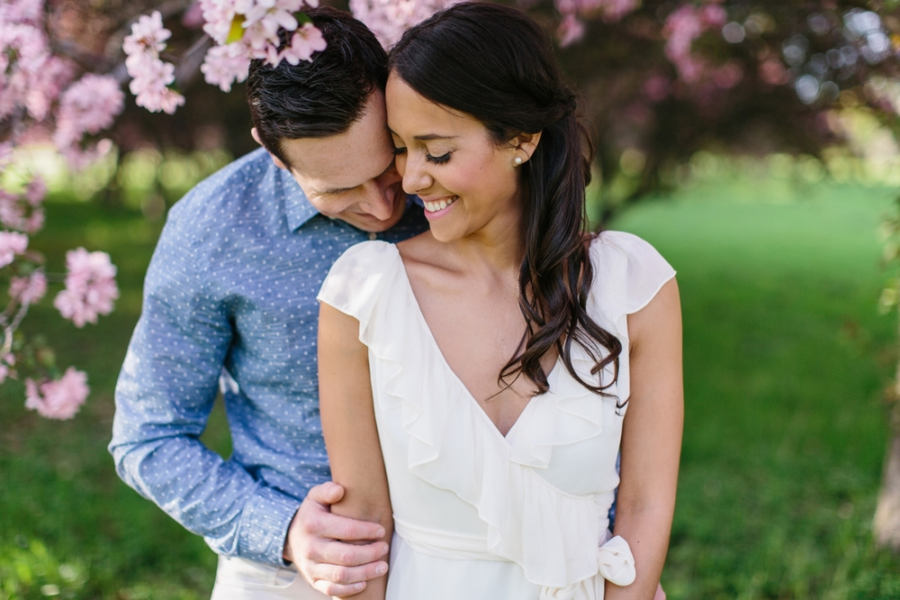 Ottawa Engagement Session Apple Blossoms 15.jpg