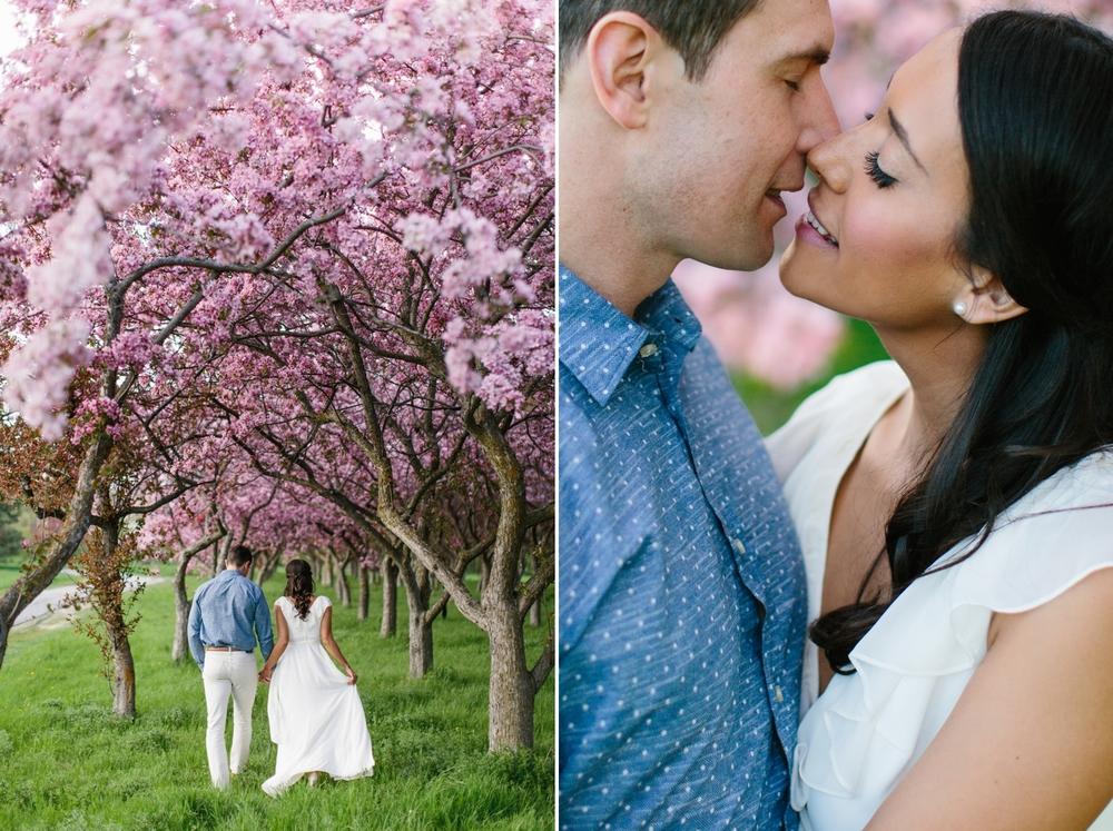 Ottawa Engagement Session Apple Blossoms 20.jpg