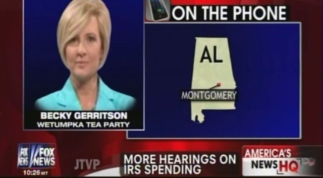 Becky Gerritson Interview on Americas News Live on FOX 6 8 2013