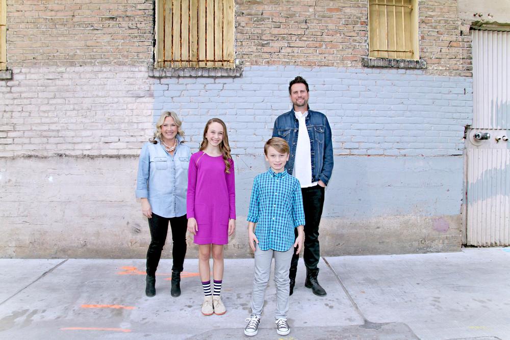 Pastors Ryan & Dana Malouff and family
