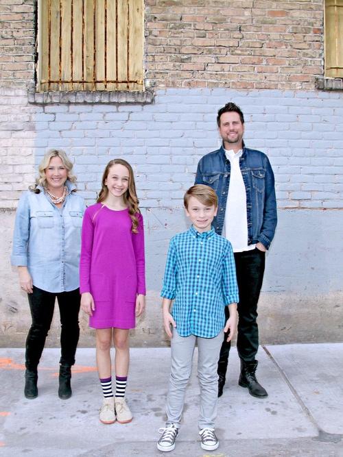 The Malouff Family