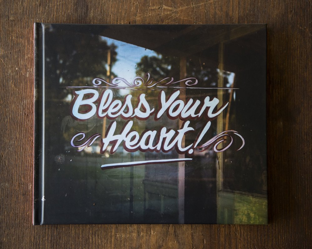 BLESS YOUR HEART BOOK