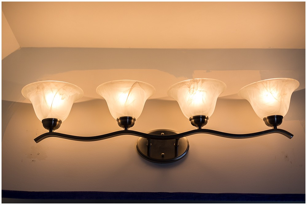 How To Install A Bathroom Light Fixture ...