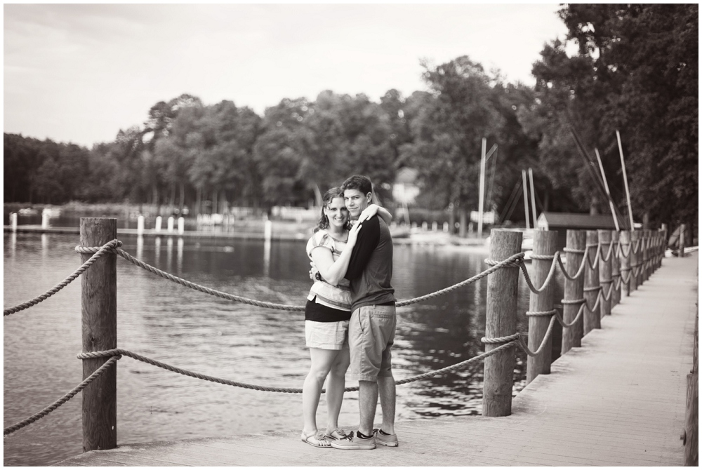 Engagement Pictures at Sunday Park in Midlothian, VA