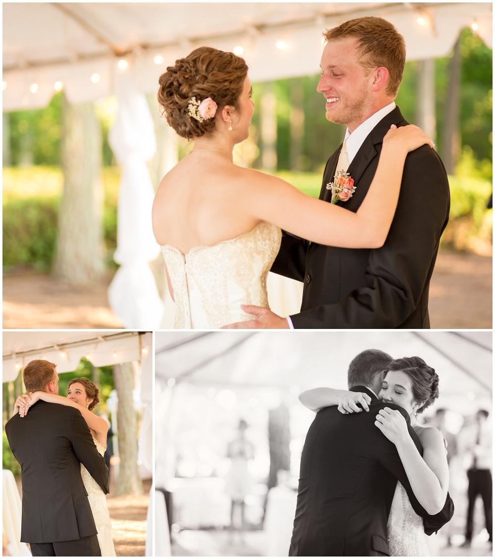 First Dance, Richmond VA Wedding Photographer