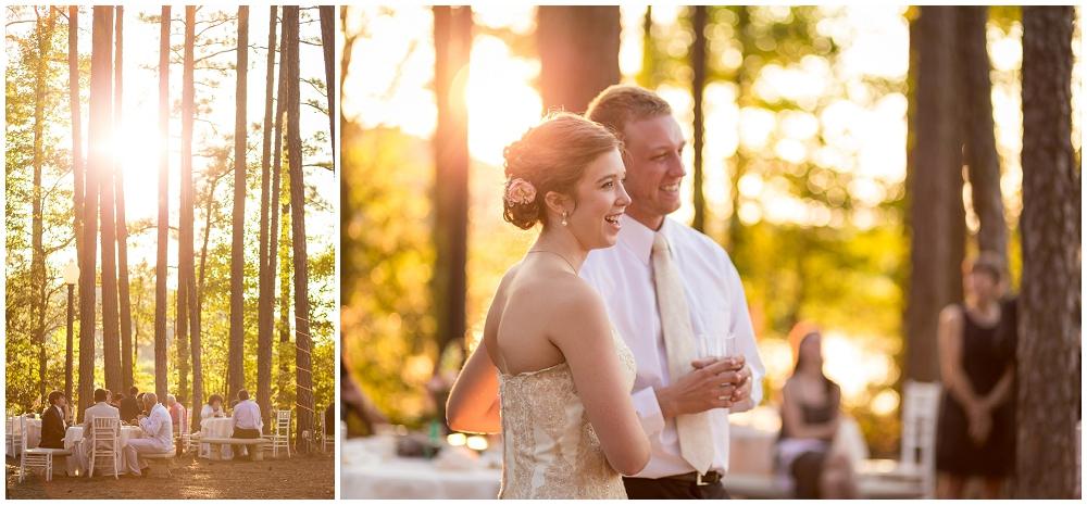 Outdoor wedding, Richmond VA Wedding Photographer
