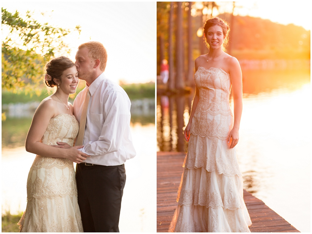 Sunset, Richmond VA Wedding Photographer
