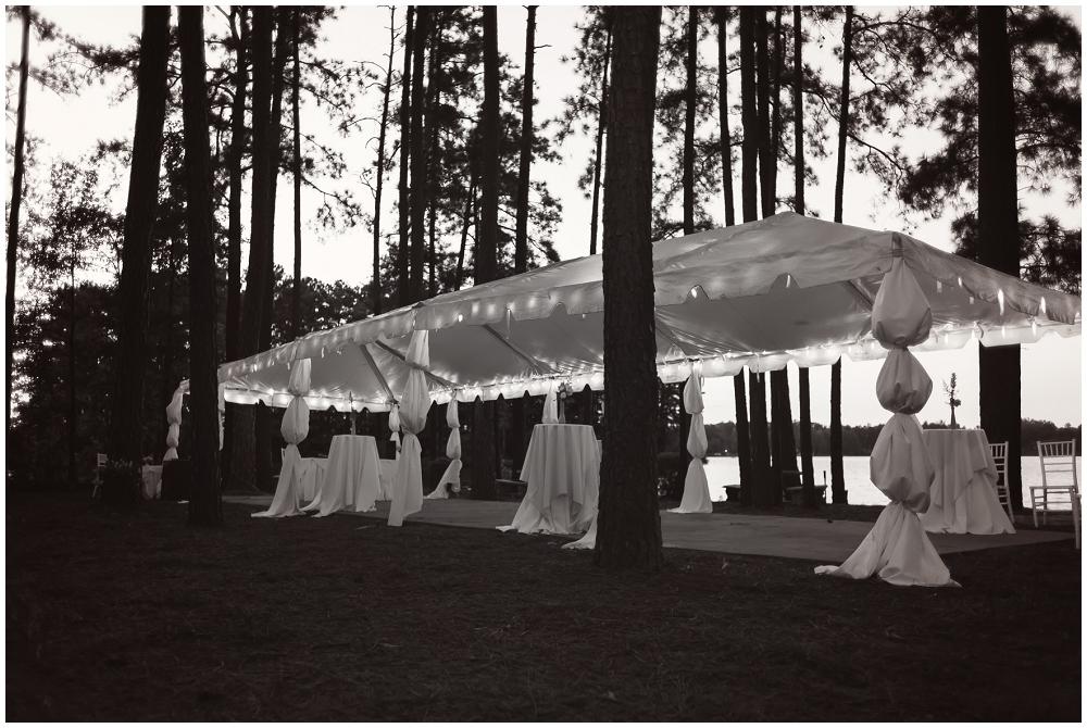 Tent, Richmond VA Wedding Photographer