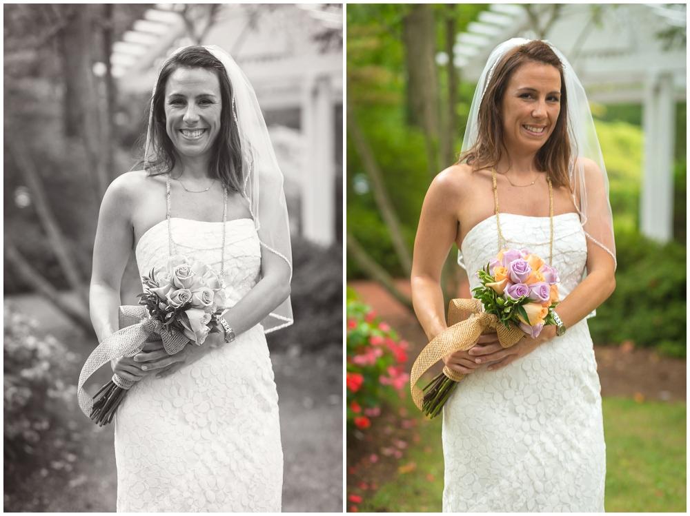 Bridal Portraits at Sunday Park