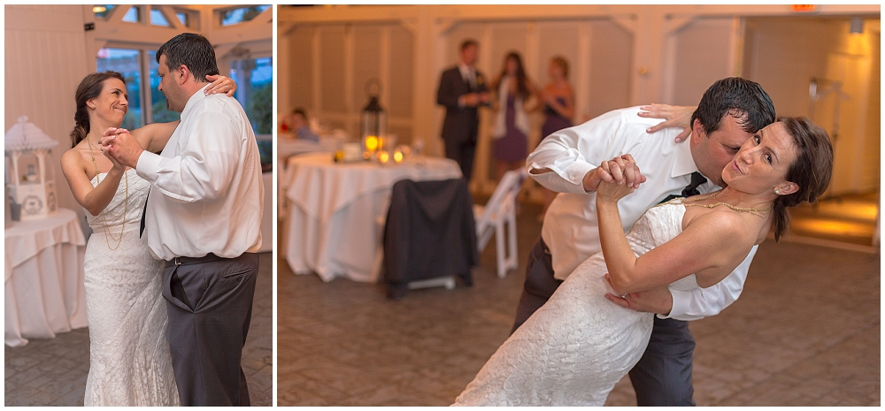 the boathouse first dance