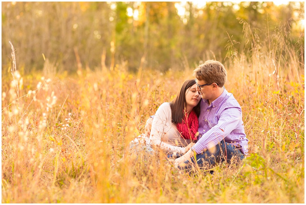 Engagement Session - Point of Rocks Park