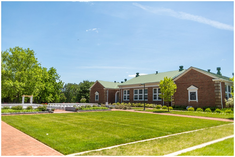 the montpelier center for arts and education wedding