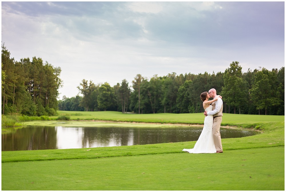 Hunting Hawk Golf Club Wedding