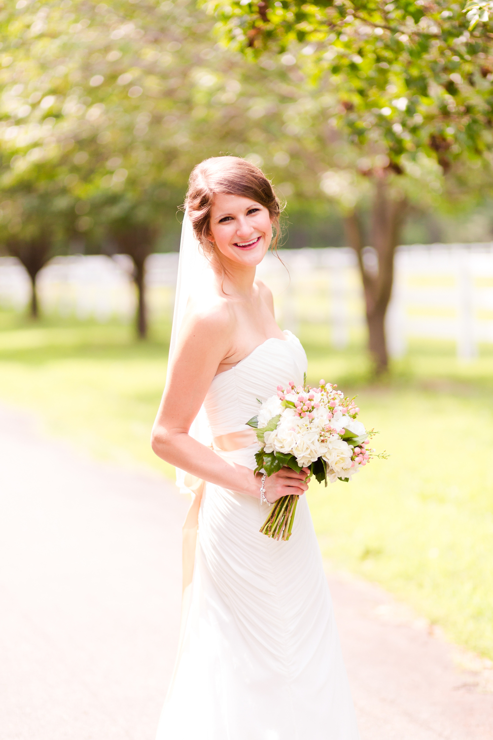 richmond bridal portrait