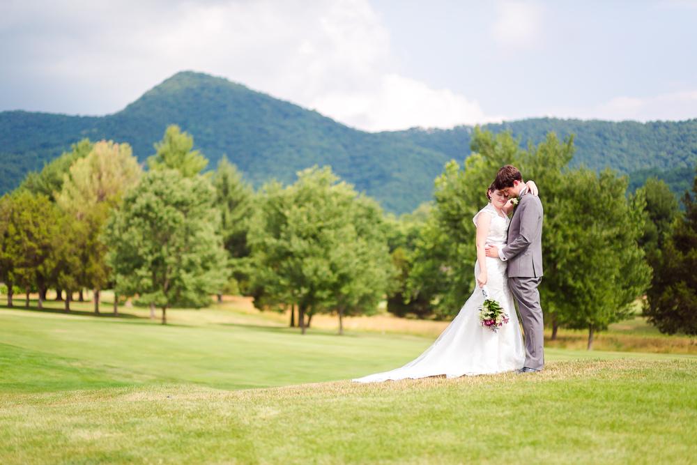 Virginia Mountain Wedding Photographer