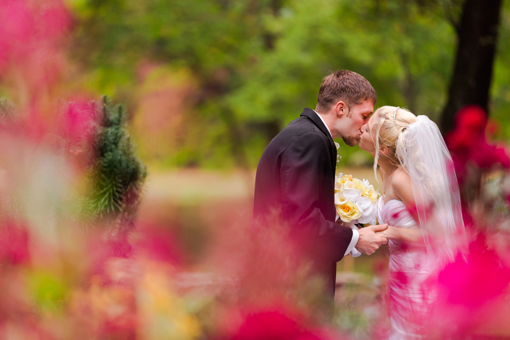 Garden Wedding Venue in Richmond Virginia