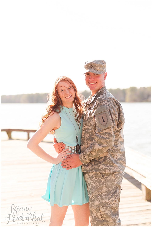 Richmond Virginia Military Couple Portraits.jpg