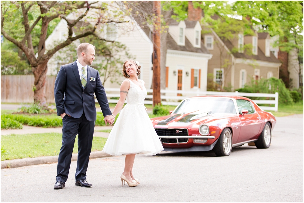 Classic Richmond Wedding Photography