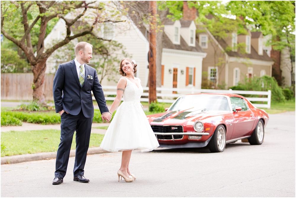 Classic Richmond Wedding Photography