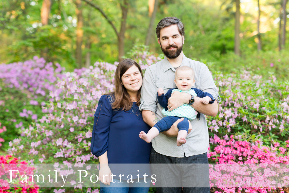 Family Pictures in Midlothian VA